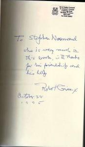 @Stephen Normand